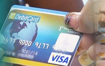 1<sup>st</sup> Debit Card