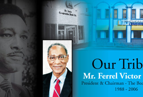 Our Tribute – Mr. Ferrel Victor Charles